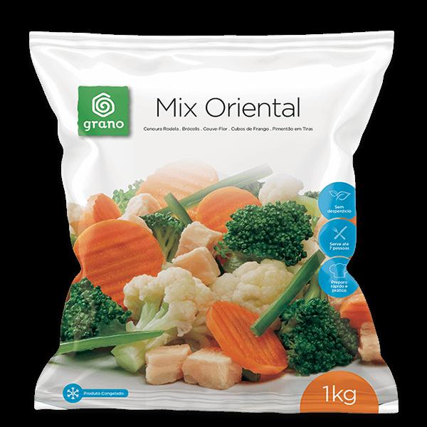 Mix Oriental