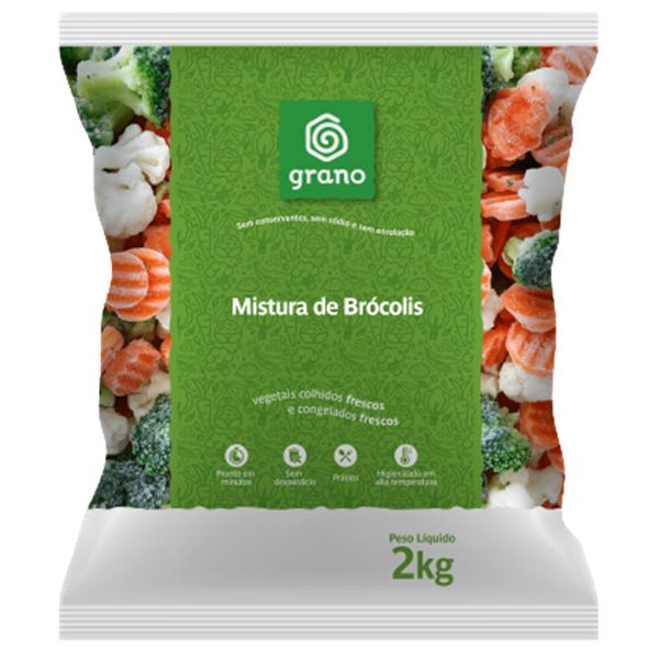 Mistura de Brócolis