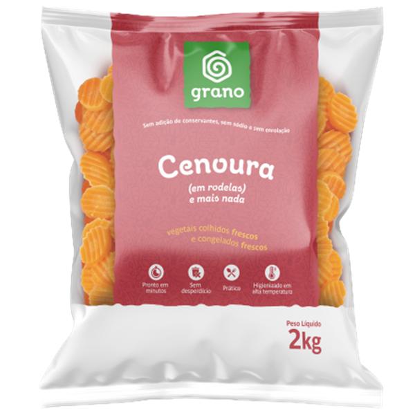 Cenoura Rodela